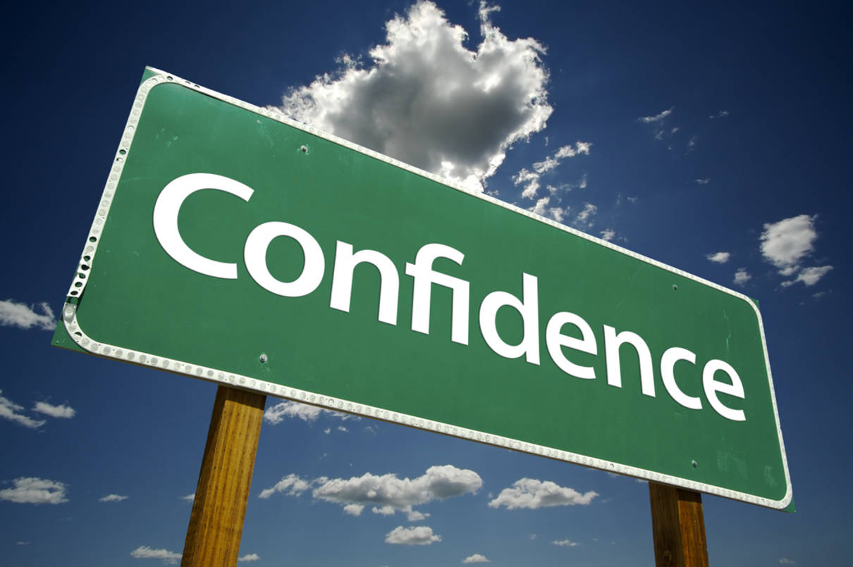 Confidence movie clip motivation