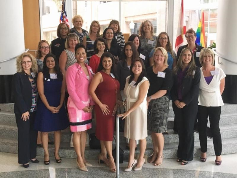 Women's Executive COuncil 2016